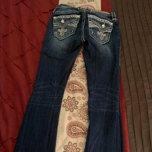 Rock Revival boot cut size 23